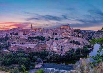 Toledo a tus pies, patrimonio monumental de Europa